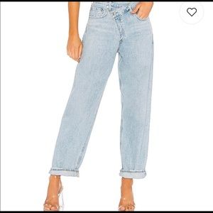 Agolde Criss Cross Jeans 26
